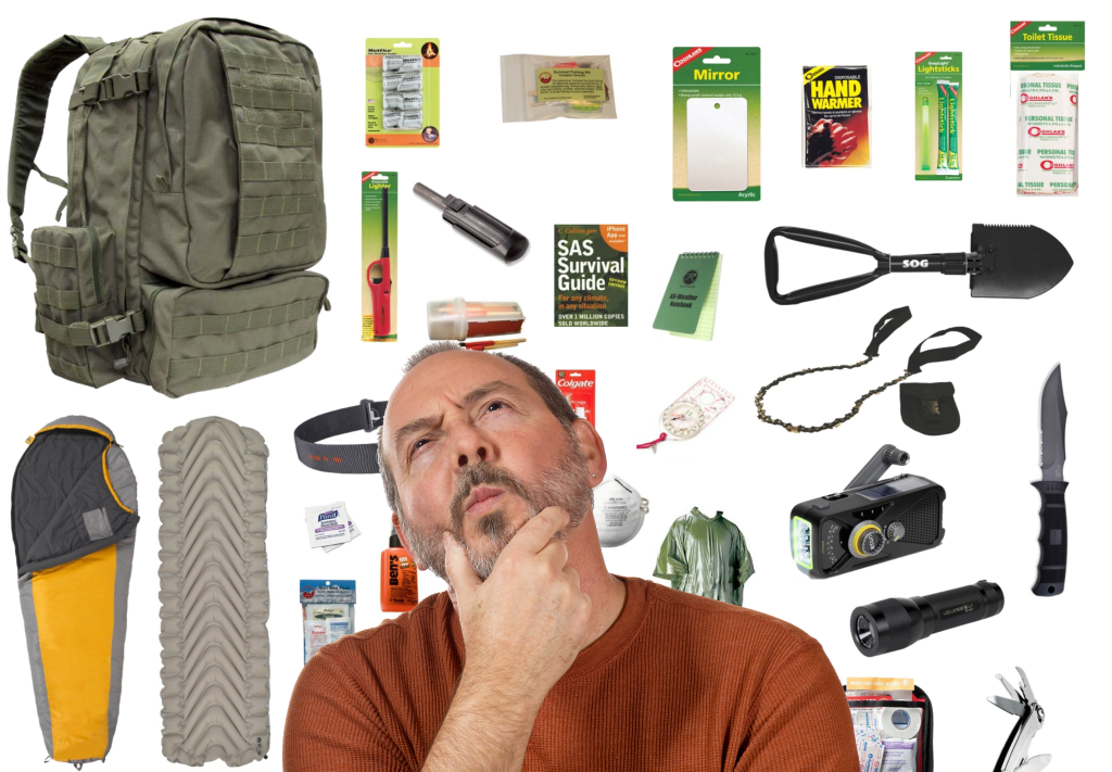 Pictoral-Layout-Bug-Out-Bag-Recon