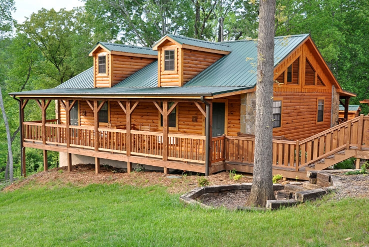 Choosing And Preparing The Best Wood For Log Cabins 101